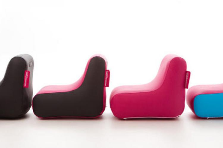 mobilier gonflable up2events. Black Bedroom Furniture Sets. Home Design Ideas